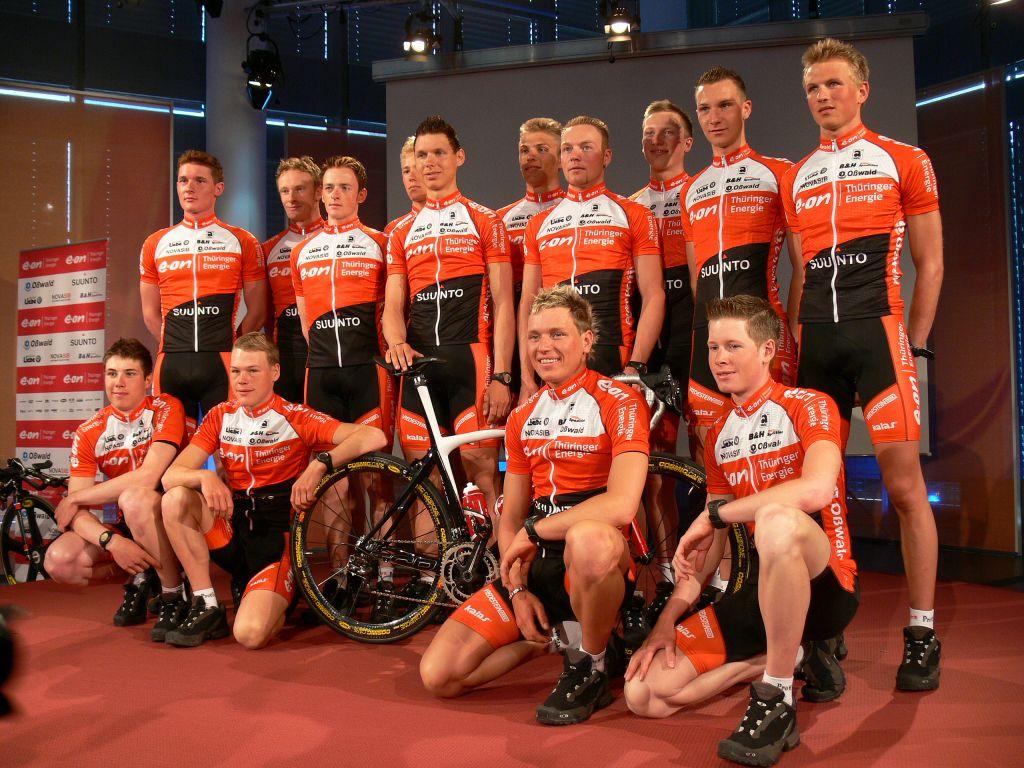 Thüringer Energie Team